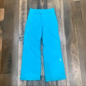 Spyder Snowboard Ski pants kids 12